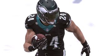 Madden 17 Top 10 Plays of the Week Episode 19 - DROPPING DEFENDERS IN A SNOW STORM