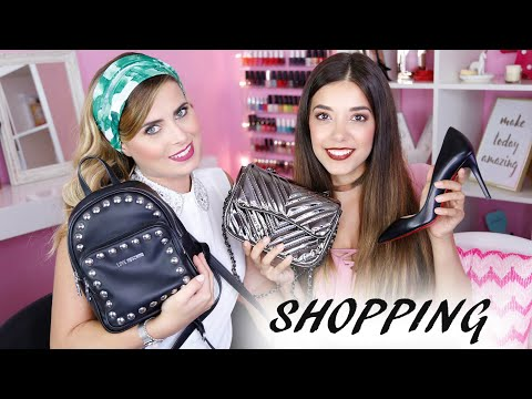 SHOPPING TIME tra amiche ft. Vanessa | PRIMARK, MOSCHINO, SHEIN and more