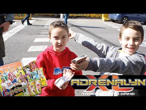 CAMBIANDO CARTAS DE ADRENALYN XL CON MIKELTUBE