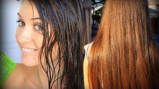 видео Уход за волосами летом