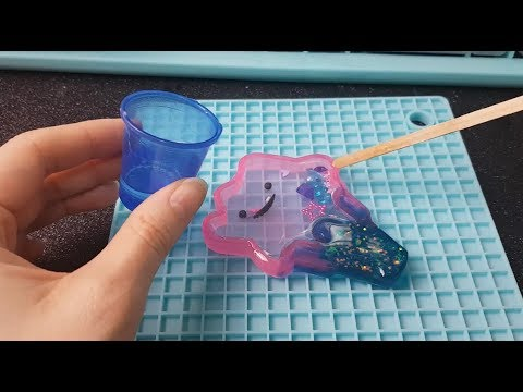 Watch Me Resin #16 Ditto Shaker | Seriously Creative | Crafting Timelapse