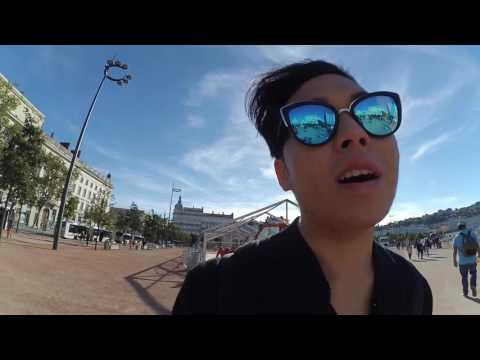 跟我一起去旅行XLYON法國里昂|Doublemoony月月