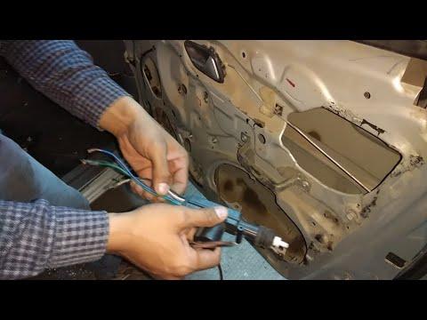 Car Central Lock System Full Installation Youtube