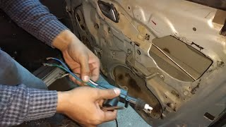 || Car Central Lock System || Full Installation ||