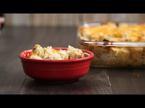 Chicken Tater Tot Casserole | Dinner