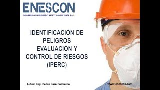 Repeat youtube video Identificacion de Peligos Evaluacion y Control de Riesgos 2016