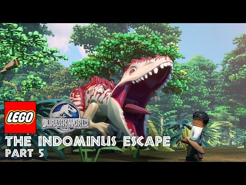 Part 5: LEGO® Jurassic World: The Indominus Escape streaming vf