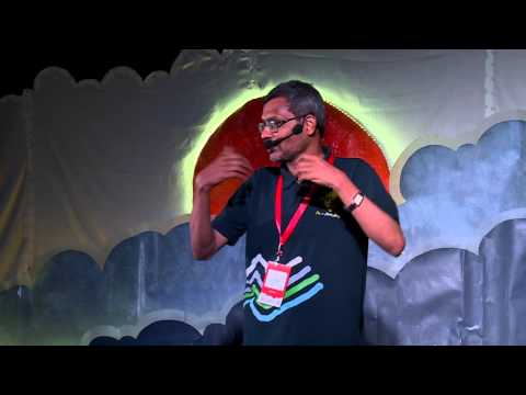 When you travel, we travel with you | HV Kumar | TEDxPESITBSC
