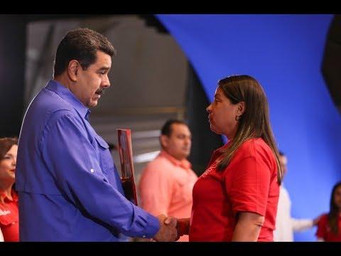 Presidente Maduro en XV Graduación de Vencedores de Misión Ribas, 14 noviembre 2018