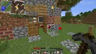 [ч.03] Безумные приключения в Minecraft - Немое кино (Феромон нуб)