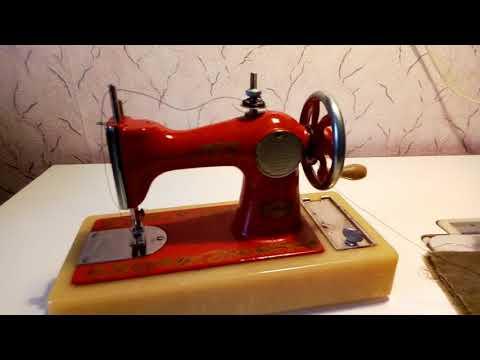 Детская швейная машина ДШМ 2