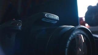 видео Canon  выпускает  камеру EOS 200D