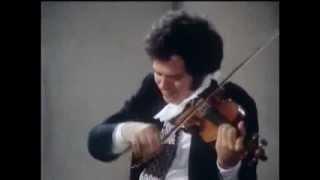 Обложка Ицхак Перлман И С Бах Партита 2 BWV 1004
