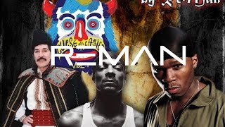 50 Cent vs. Liviu Vasilica vs. Gojira vs. Snoop Dogg- Robot Armasar Attack (ReMan Mashup)