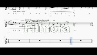 Georgia MEA All-State Trumpet Etudes (9-10 Grades); with fingerings | Trumpet - 333srh333