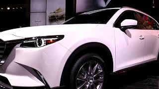2018 Mazda CX9 Edition Pro Design Special Limited First Impression Lookaround Review
