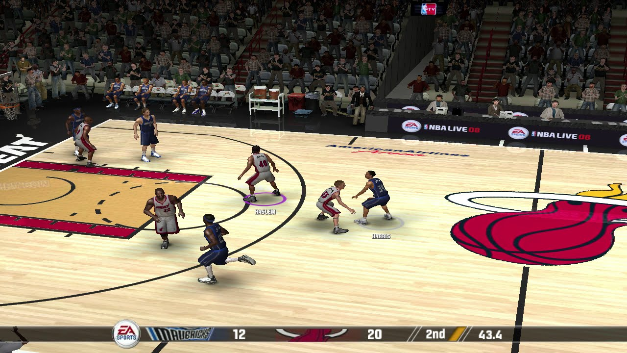 NBA Live 08 Overview
