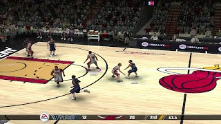 NBA Live 08 PC Gameplay HD