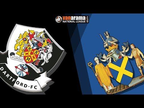 28/10/2017 Dartford v St. Albans