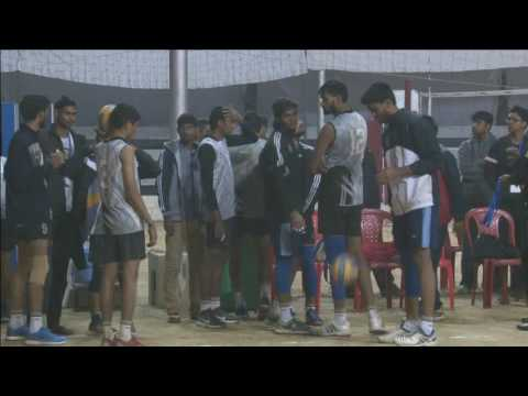 Inter IIT Meet 2016 Volleyball Final Men (Kanpur Vs BHU)