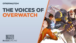 BlizzConline 2021 | The Voices of Overwatch | Overwatch