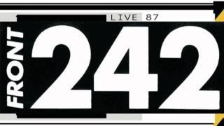 FRONT 242 - Agressiva (Live) Antwerpen 1987