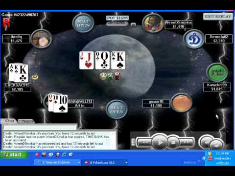 Pokerstars Is Rigged
