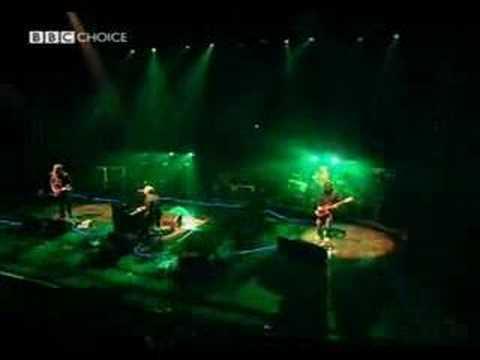 Coldplay Daylight@GLASTONBURY 2002
