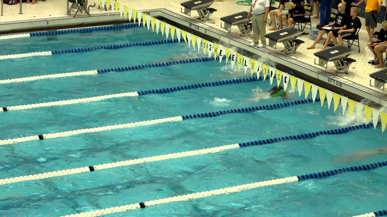 13 and over state swim meet michigan