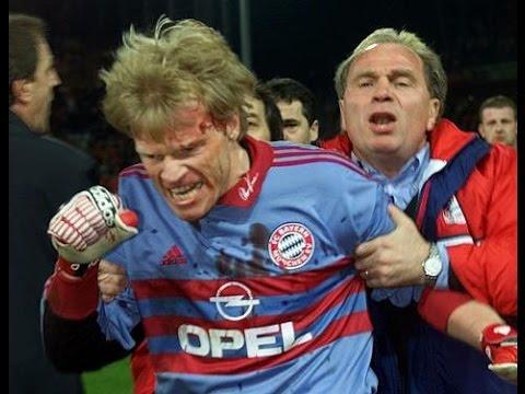 Kahn Golfball-Attacke | SC Freiburg vs. Bayern München | 1999/2000