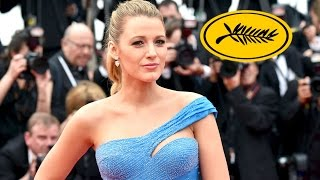 Blake Lively, Aishwarya Rai & More Sexy CANNES 2016 Footage - THE BFG Premiere (HD)