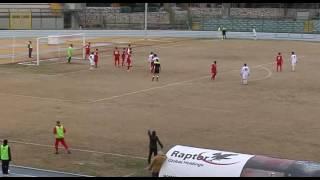 Grosseto-Sestri Levante 1-4 Serie D Girone E