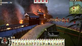 Total War: Shogun 2 - Fall of the Samurai high quality gameplay footage