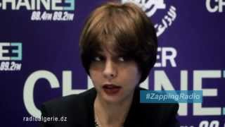 ZappingRadio : Houda Iman Ferraoun invitée de la chaine 3