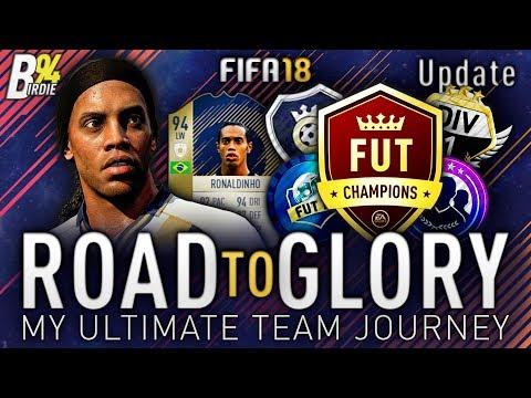 Winning PTG Lukaku!!! - FIFA 18 RTG - #71 - My Ultimate Team Journey