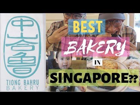 PUZONVLOGS #11 : BEST BAKERY IN SINGAPORE!! | TIONG BAHRU BAKERY| BREAD LOVER'S HEAVEN!