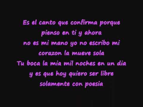 Amor narcotico - Chichi Peralta