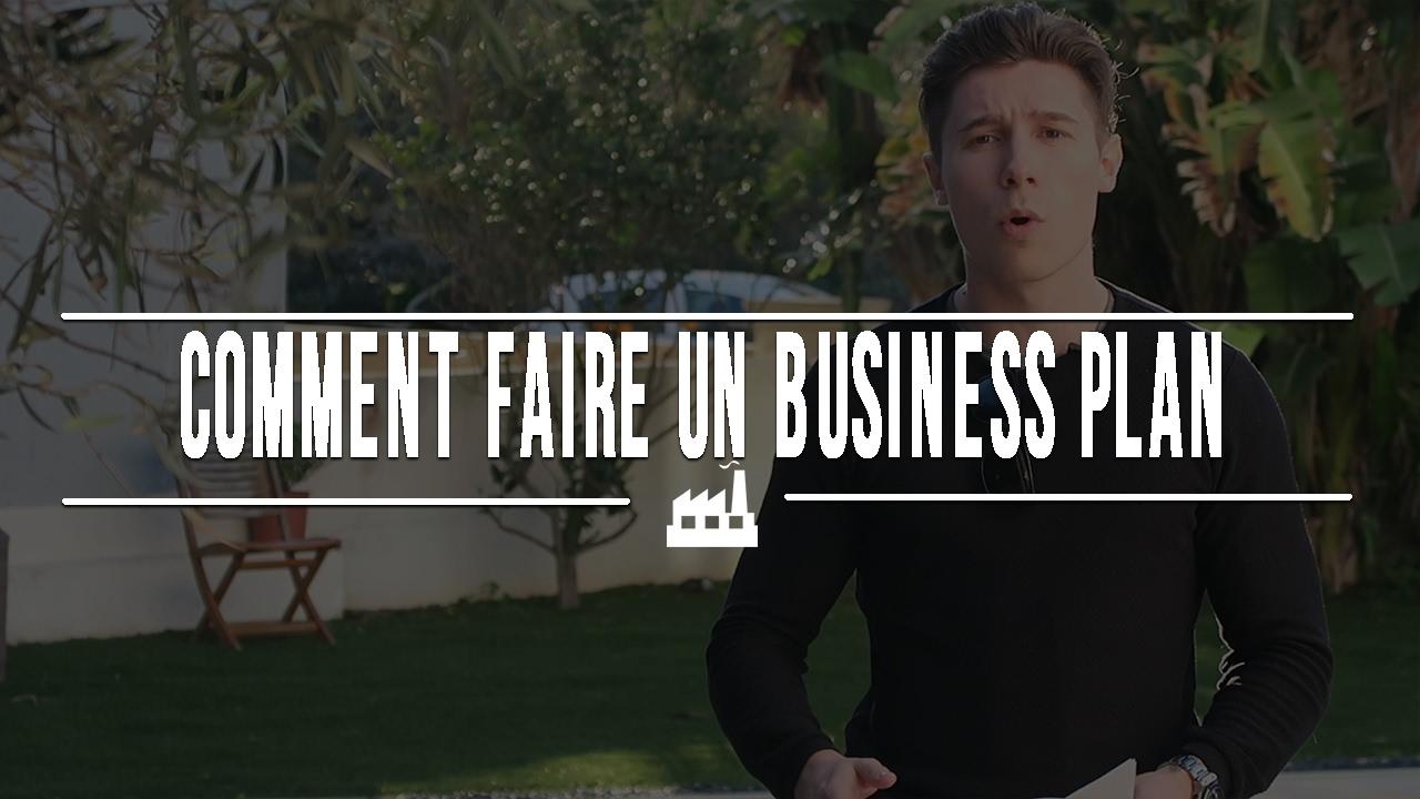 business plan 2 e concevoir business