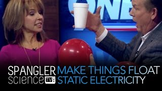 How to Make Things Fly - Static Electricity - Cool Science Experiment.mp3