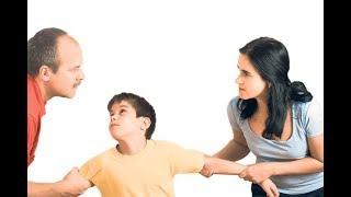 «Цветы жизни»: Дети при разводе родителей