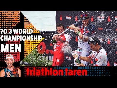 Half Ironman 70.3 World Championship 2018: PRO MEN'S RACE & Triathlon Taren