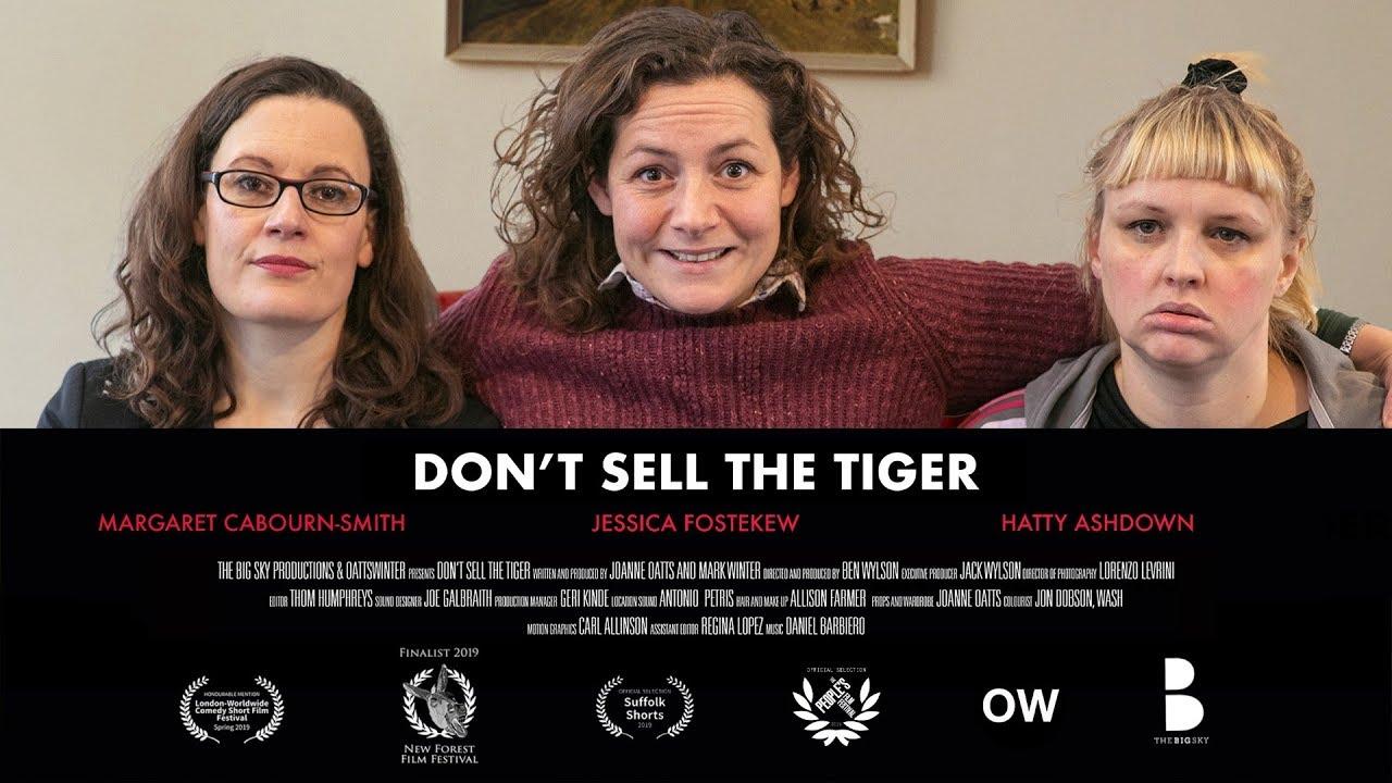 Don't Sell the Tiger | Award Winning British Dark Humor Short