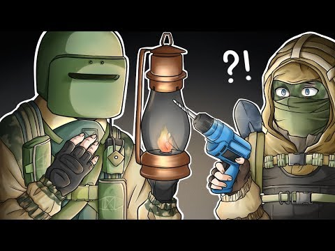 The STUPIDEST Players in Rainbow Six Siege