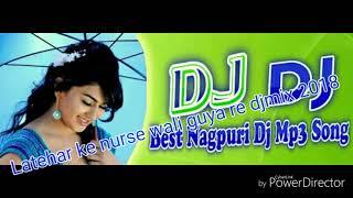 Latehar ke nurse wali guya special  djmix nagpuri song saraswati puja  2018