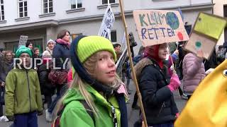 Germany: Thousands of students join Berlin's 'Fridays for Future' demo