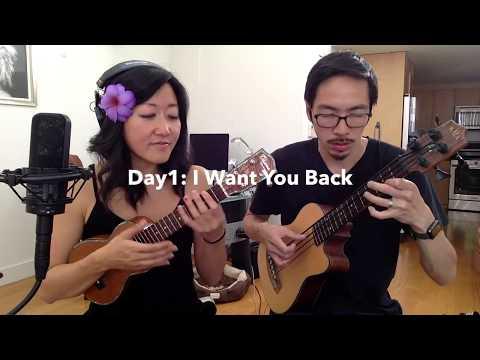 I Want You Back // Cynthia Lin Ukulele