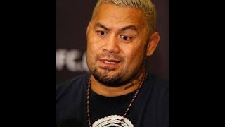 Mark Hunt Pissed About Brock Lesnar Doping Violation
