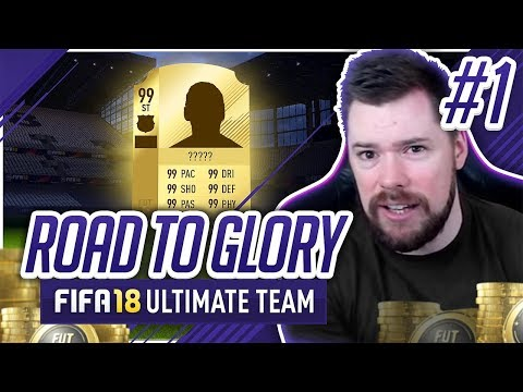 A BRAND NEW START! - #FIFA18 Road to Glory! #01 Ultimate Team