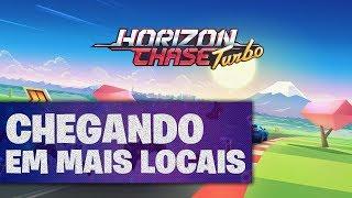 Beta de BLACK DESERT ONLINE e HORIZON CHASE TURBO para Xbox e Nintendo Switch