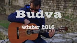 Черногория зимой. Будва.(Черногория зимой. Это довольно уютно, хотя и немного грустно, особенно в дождливую погоду. Короткая прогулк..., 2016-12-03T20:51:30.000Z)